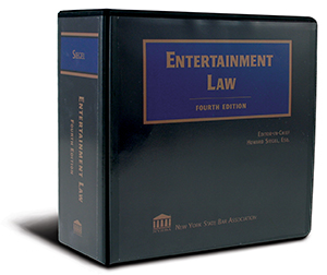 Entertainment Law, 4th Edition